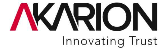 Logo: Akarion